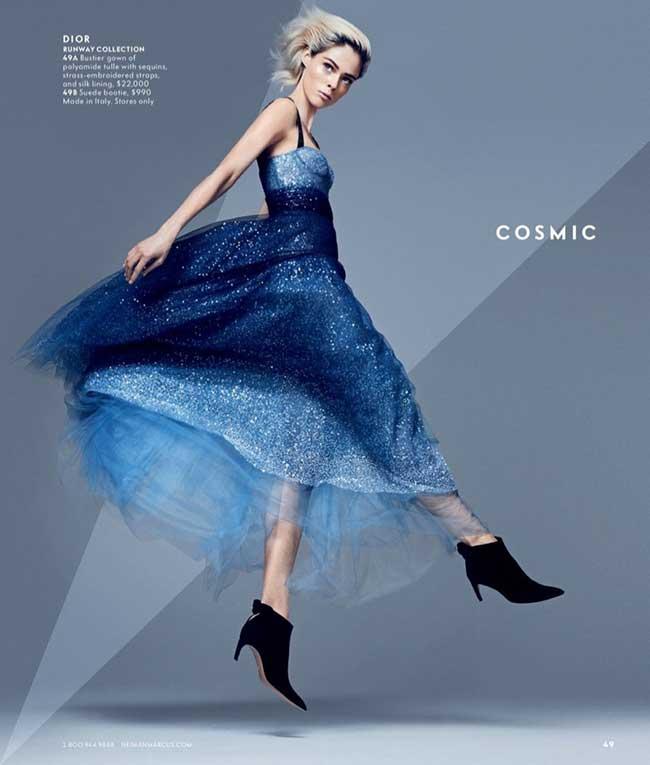 art fashion neiman marcus campagne automne hiver 2017 4 - The Art of Fashion Automne Hiver 2017 par Neiman Marcus