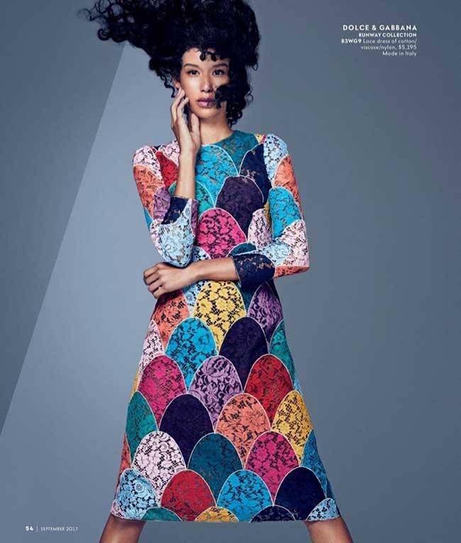 art fashion neiman marcus campagne automne hiver 2017 7 - The Art of Fashion Automne Hiver 2017 par Neiman Marcus
