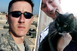 chat sauve soldat josh marino suicide