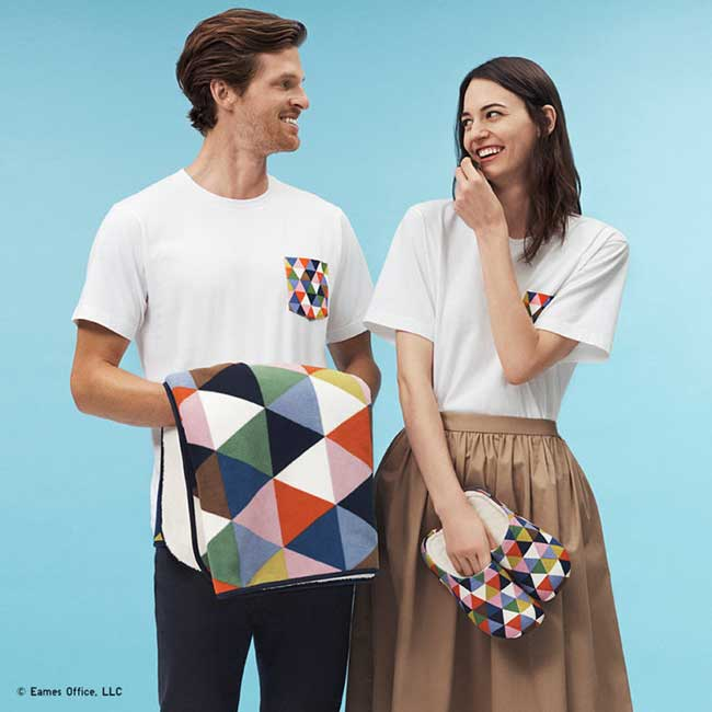 collection sprz ny uniqlo eames