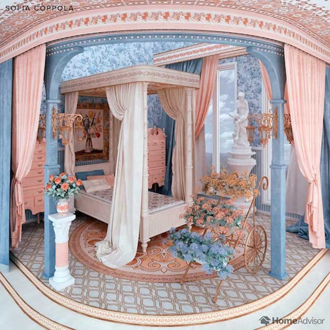 7 Decorations De Chambres A Coucher Inspirees De Films