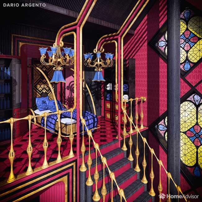 decoration chambre coucher film cinema decor 5 - 7 Décorations de Chambres à Coucher Inspirées de Films Cultes