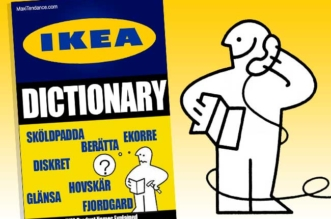 Dictionnaire Ikea Dictionary