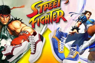 Baskets Street Fighter Diesel Capcom