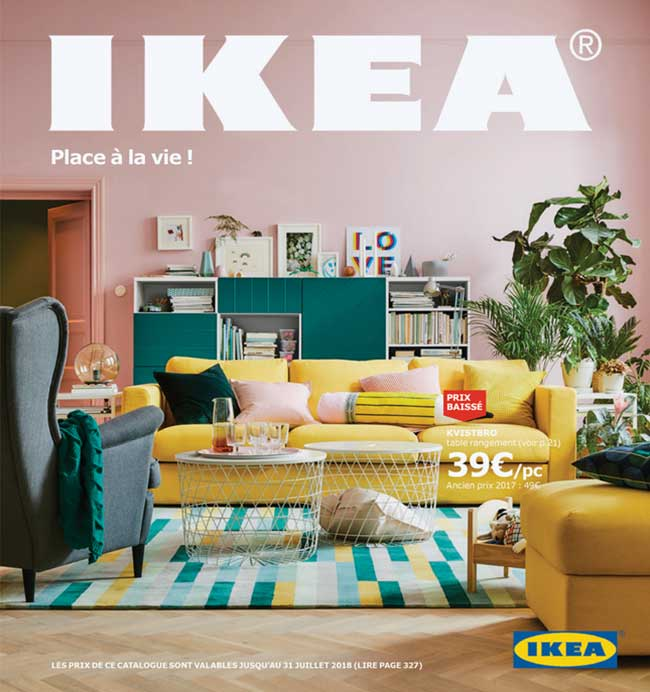 ikea collection 2018 maison salon