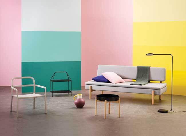 ikea collection 2018 maison salon, Le Salon, un Nouvel Espace de Vie pour Ikea 2018