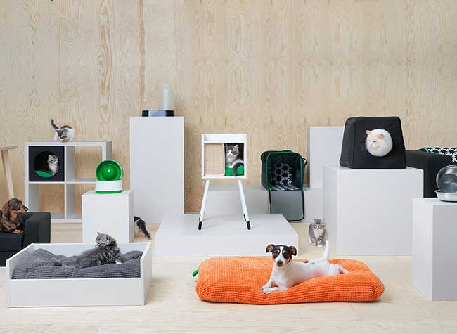 Ikea LURVIG Mobilier Chiens Chats, Ikea LURVIG, Mobilier et Accessoires pour Chiens et Chats (video)
