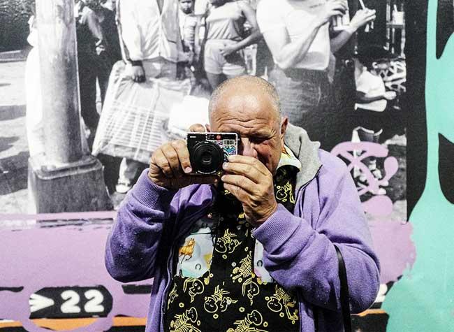 Leica Limoland Jean Pigozzi, L'Appareil Photo Leica Sofort Redécoré par l'Artiste Jean Pigozzi