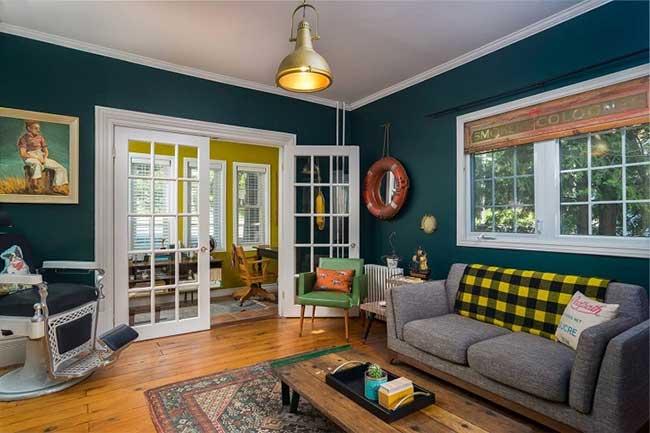 Wes Anderson Maison AirBnB Location, Cette Maison à Louer vous Plonge dans l'Ambiance des Films de Wes Anderson