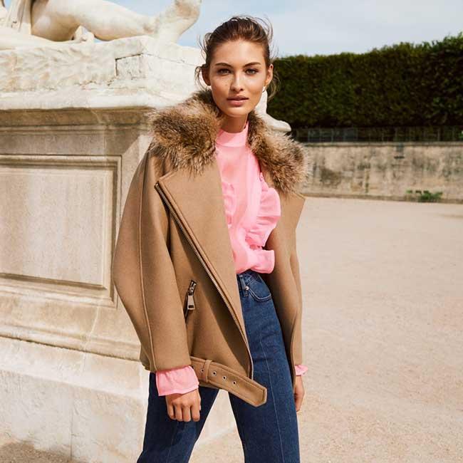 manteaux doudounes femmes hiver mode hm, 6 Incontournables Manteaux et Doudounes Femme chez H&M
