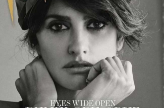 Penelope Cruz Interview magazine