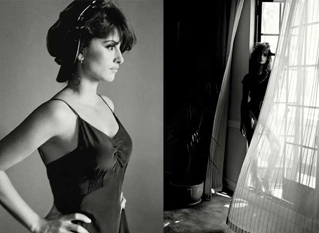 Penelope Cruz Interview magazine, Retour de la Comédienne Penelope Cruz dans Interview Magazine