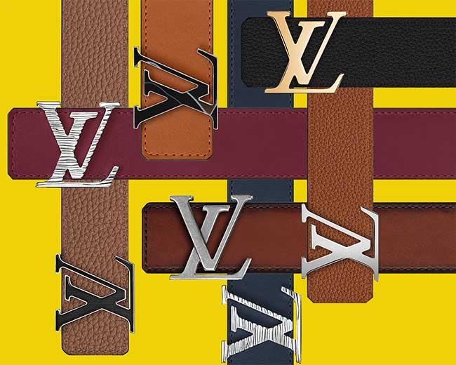 a916a218c97 Creer votre Propre Ceinture Louis Vuitton c est Possible ! (video ...