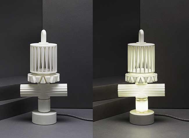 ying chang illusive luminaire lampe 3D modulable 2 - Illusive Luminaire, Lampes Sculpturales et Modulables à l'Envi