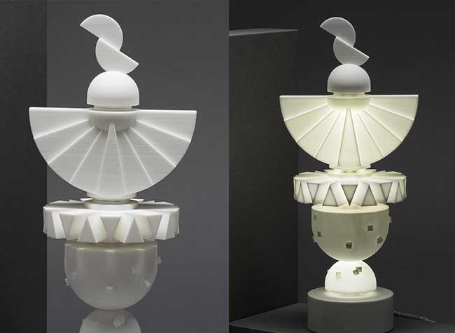 Illusive Luminaire Peter Guenzel