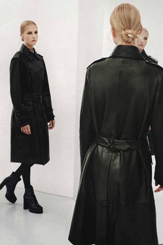 Pour Zara Blanc Noir Chic S'affiche En Studio Le Femmes Et FYqPqx