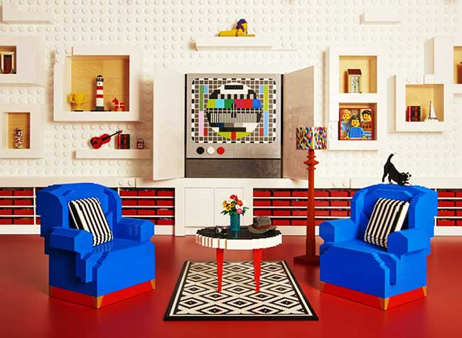 airbnb lego house chambre location