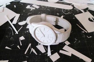art papier montres manabu kosaka 1 331x219 - Il Fabrique des Montres en Papier plus Vraies que Nature