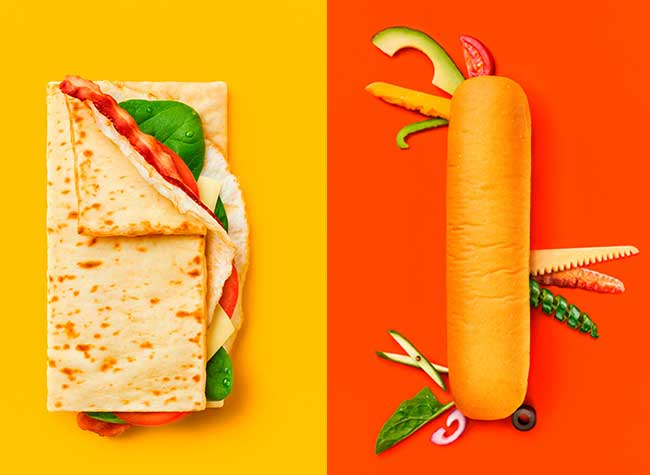Campagne Subway