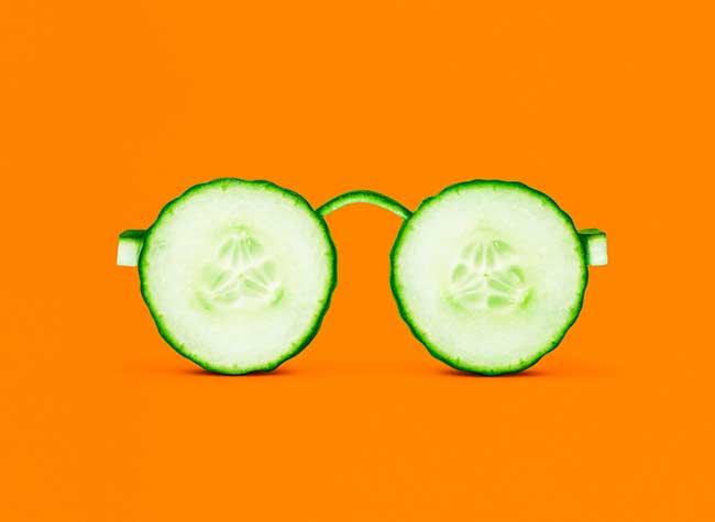 campagne subway, Fruits et Légumes en Tête d'Affiche de la Campagne Subway