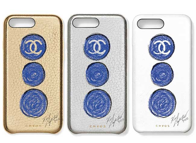 chanel colette chaos iphone protection, Coque iPhone Chanel x Chaos, un très Chic Cadeau pour VIP