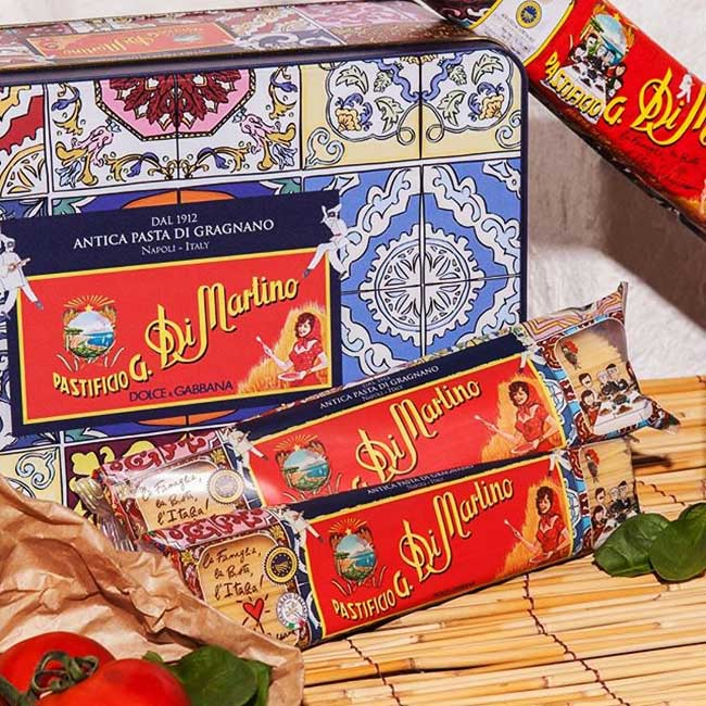 Pates Spaghetti Dolce Gabbana, Spaghetti Dolce & Gabbana, le Goût du Luxe dans l'Assiette !