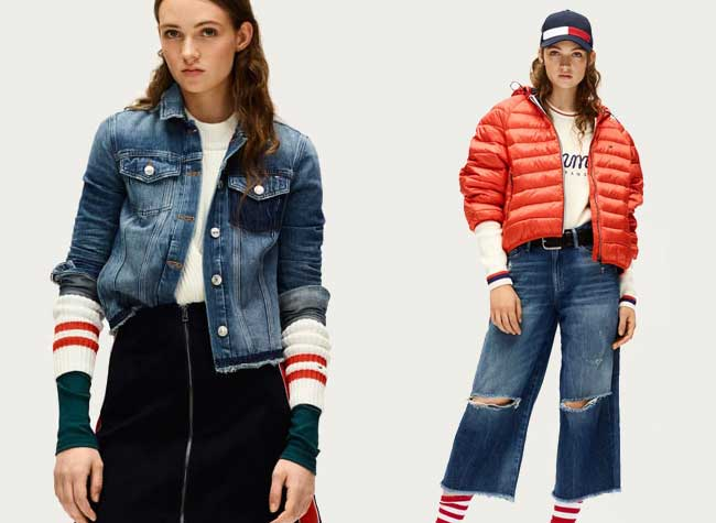 Hilfiger Denim Tommy Jeans Marque, Hilfiger Denim devient Tommy Jeans, la Marque des Millennials !