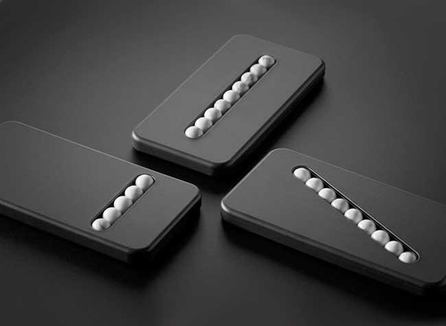 Leonhard Hilzensauer Substitute Phones Smartphone Factice, Ces Objets vont vous Désintoxiquer de l'Addiction aux Smartphones