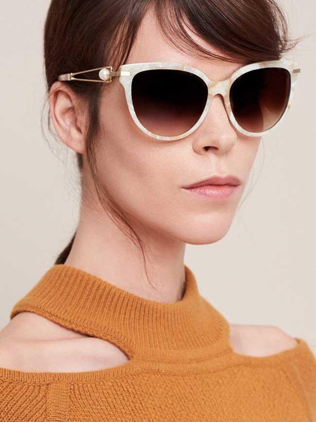 lunettes jason wu, Lunettes de Soleil Cat-Eyes et Aviators pour la Femme Jason Wu