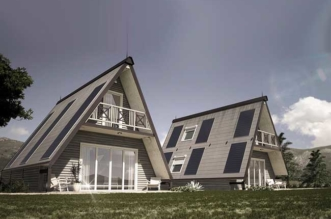 Maison Pliable Modulable Madi Home