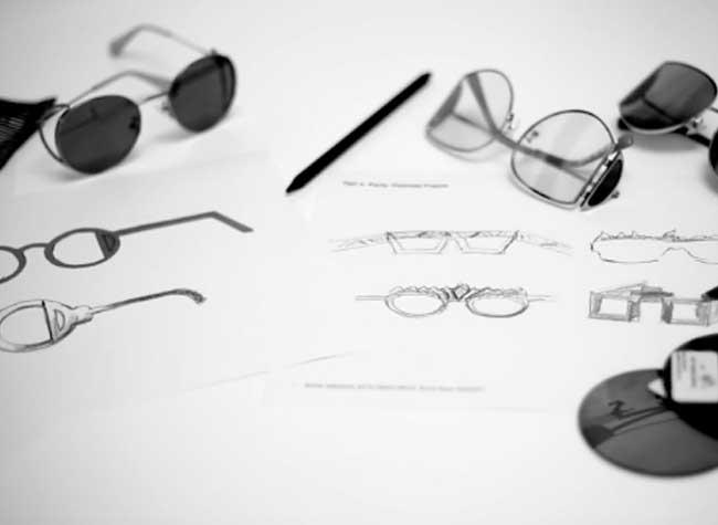 Milton Glaser Classic Specs Lunettes Soleil, Milton Glaser x Classic Specs, les Lunettes de Soleil de l'Artiste (video)