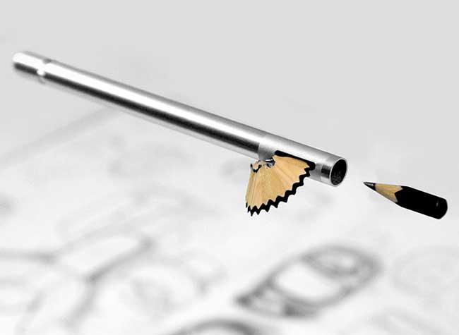 pencil plus porte crayon taille gomme design, Génial, ce Protège Crayon à Papier va vous Surprendre (video)