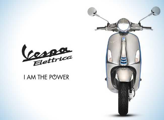 Scooter Electrique Vespa Elettrica Date Prix, Le Scooter Électrique Vespa Elettrica Disponible en 2018 (video)