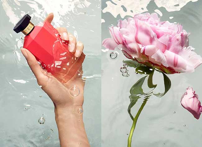 peony stella mccartney campagne, Arizona Muse Egérie du Parfum Peony Stella McCartney