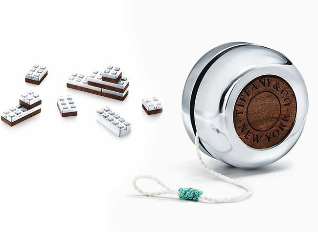 Tiffany & Co Objets Ordinaires Luxe, Chez Tiffany & Co les Objets Ordinaires c'est du Luxe !
