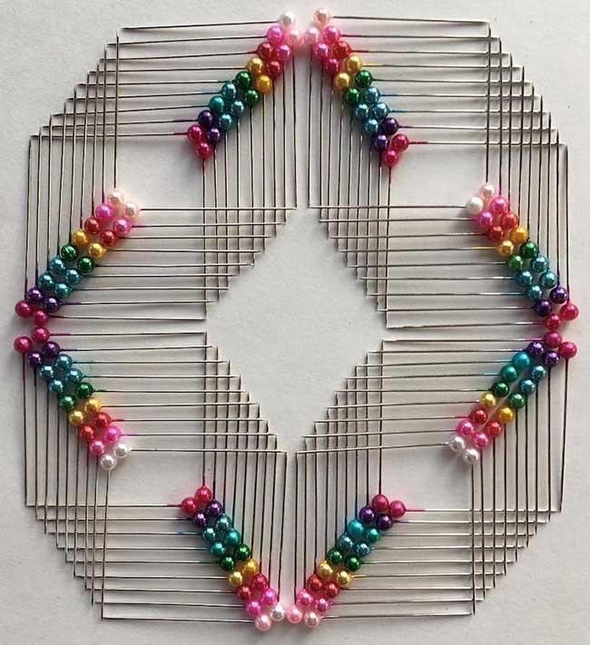 adam hillman arrangements graphiques objets 6 - Surprenantes Compositions Géométriques des Objets du Quotidien