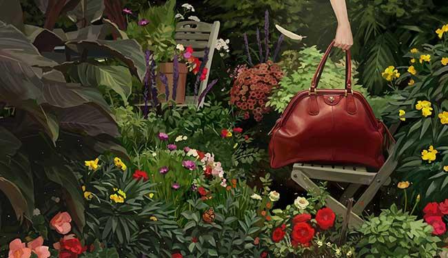 campagne gucci ete 2018 ignasi monreal, Campagne Gucci Ete 2018 aux Airs de Peinture Flamande