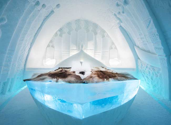 icehotel hotel glace 2017 suede