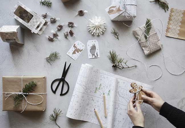 ikea noel 2017 scandinave, Ikea Ajoute une Touche Scandinave dans la Déco de Noel 2017