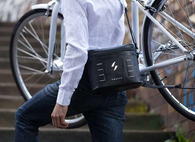 kit motorisation velo swytch indiegogo, Swytch, le Kit de Motorisation pour Vélo à Petit Prix (video)