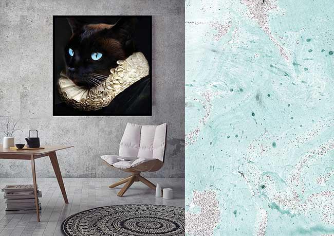 lanimorphe portrait photo animaux chien chat costume 2 - Offrez à votre Chien et Chat un Portrait en Costume d'Epoque