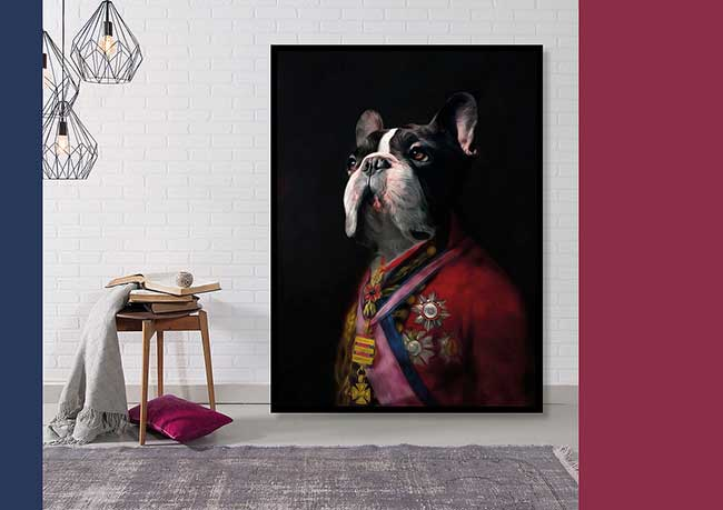 lanimorphe portrait photo animaux chien chat costume 3 - Offrez à votre Chien et Chat un Portrait en Costume d'Epoque