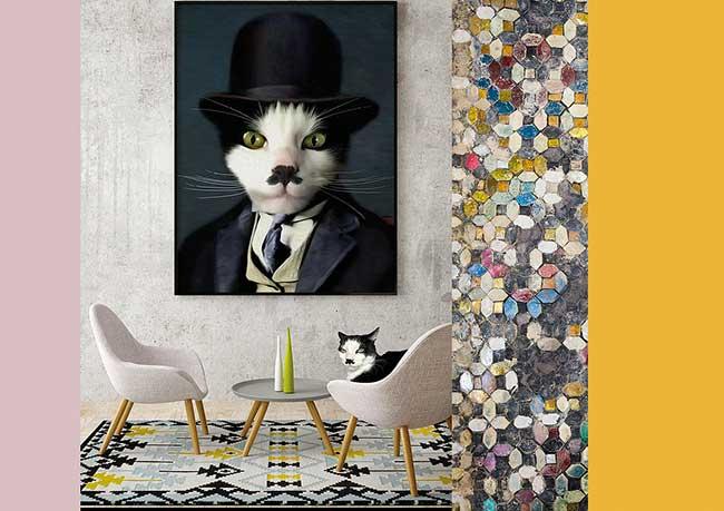 lanimorphe portrait photo animaux chien chat costume 4 - Offrez à votre Chien et Chat un Portrait en Costume d'Epoque