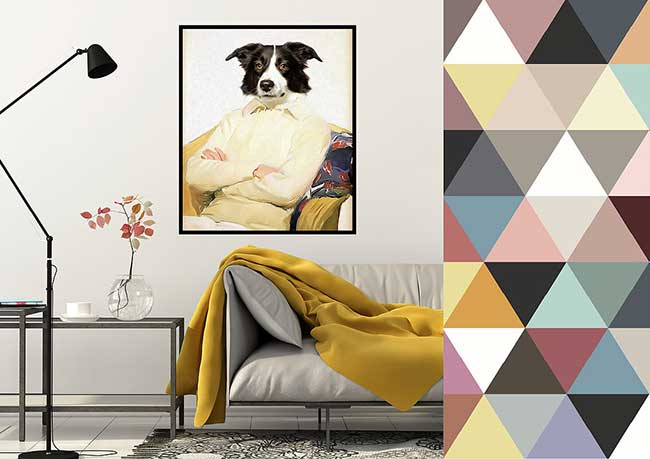 lanimorphe portrait photo animaux chien chat costume 8 - Offrez à votre Chien et Chat un Portrait en Costume d'Epoque