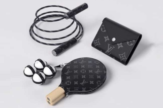 Louis Vuitton Raquette Ping Pong Corde Sauter