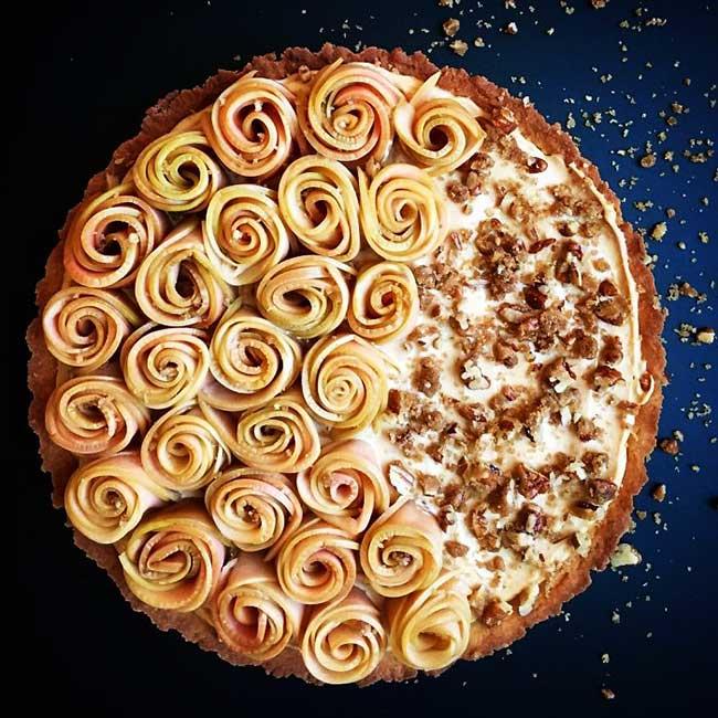 magnifiques tartes lauren ko lokokitchen, Cette Pâtissière Révolutionne l'Art de la Tarte aux Fruits