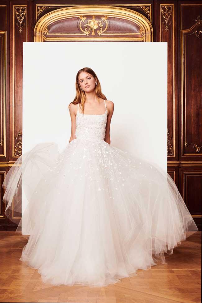 oscar de la renta robes mariée hiver 2018, Robes de Mariée Oscar de la Renta Hiver 2018, une Collection de Rêve