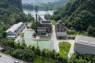 vector architects alila yangshuo hotel guangxi chine