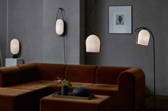 arc collection luminaires maner le klint 1 331x219 - Quand cette Collection de Luminaires s'Inspire de l'intérieur de l'Eglise Grundtvig à Copenhague