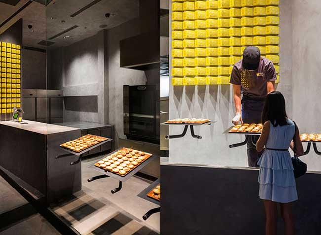 bake cheesetart boutique tartes design vietnam 4 - Cette Boutique de Tartes aux Fromages est une Bijouterie pour Gourmands